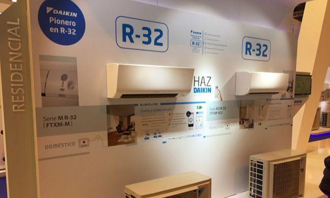 Daikin Climatización y Refrigeración 2017; Eficiencia Energética, Innovación y Conectividad.