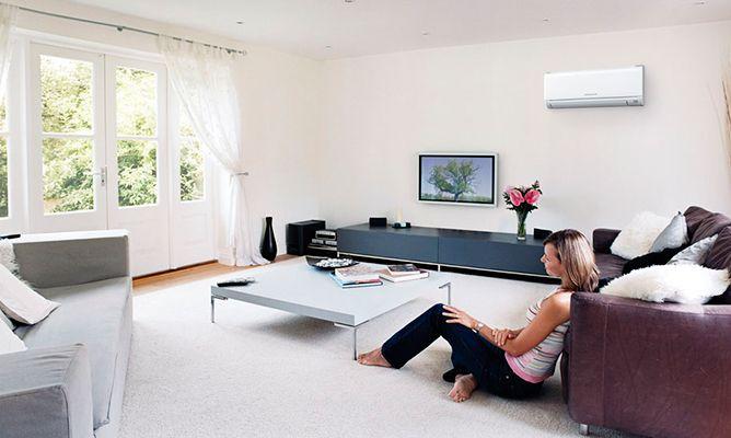 Calefacción de bajo consumo con buenas prestaciones y fiabilidad.