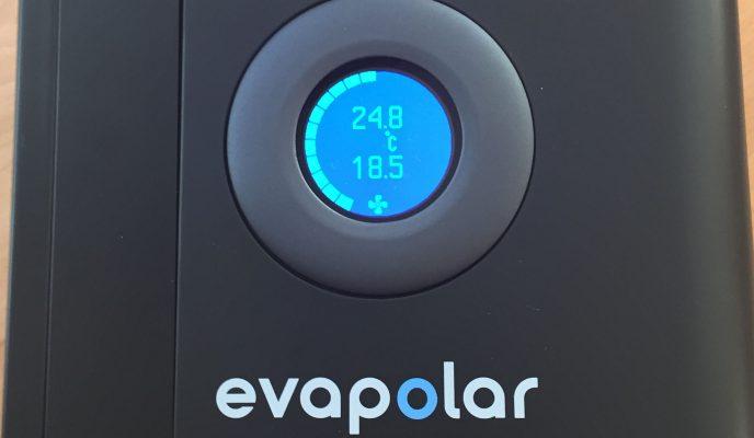 #EcoViernes Jornada 4: ¡Sí, sí, sí, Evapolar ya está aquí!
