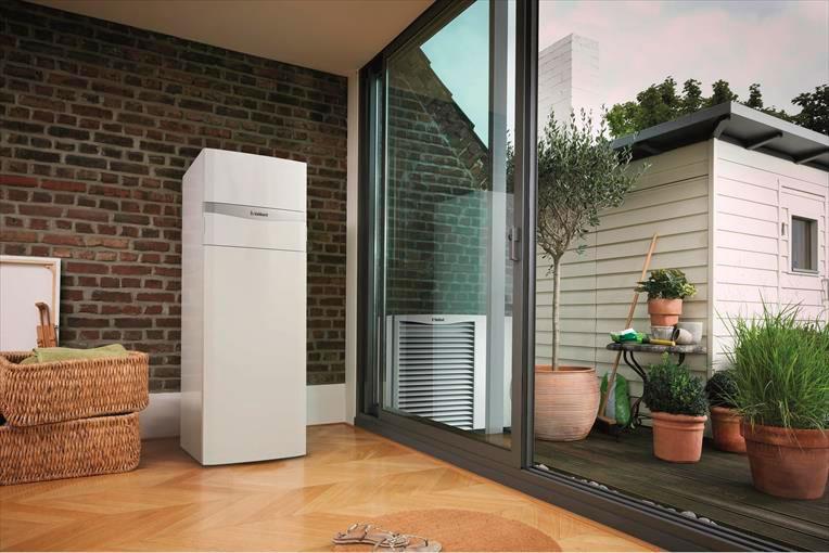 Diferentes equipos de climatización; Los sistemas Aire-Agua
