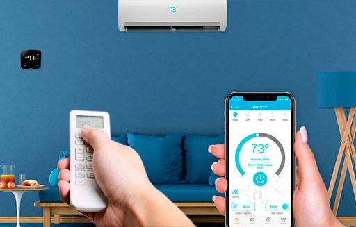 Todo lo que necesitas saber sobre el mando a distancia del aire acondicionado.