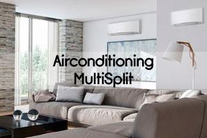 Aire acondicionado Multi Splits