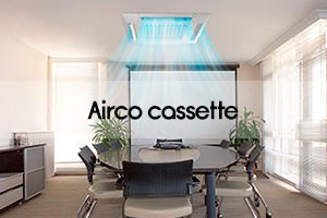 Aire acondicionado por cassettes