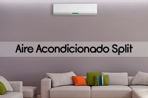 Aire acondicionado Splits de pared