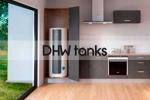 DHW tanks