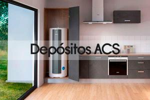 Depósitos ACS