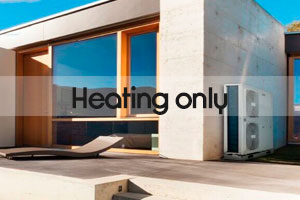Heating only