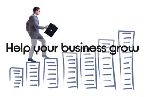 Help your business grow