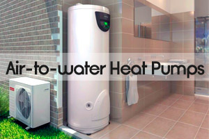 Air-to-Water Heat Pump Systems