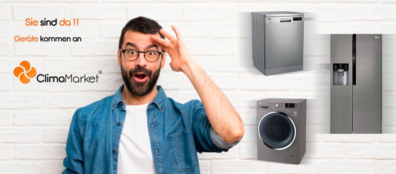 Climamarket - Top Marken Verbessern Sie Ihr Zuhause oder Geschäft mit der effizientesten Klimaanlage Systeme in der Industrie